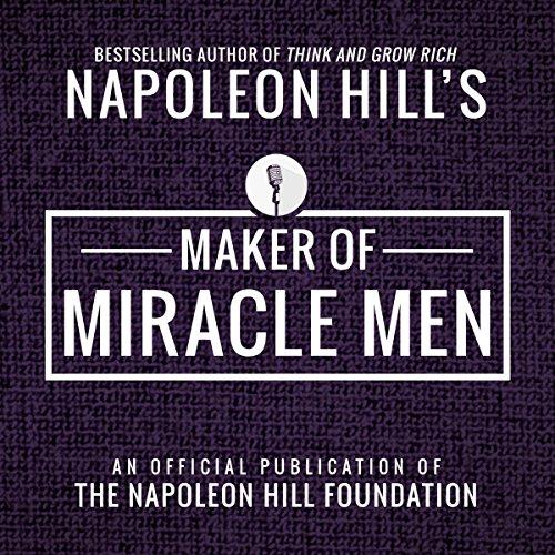 Maker of Miracle Men cover art