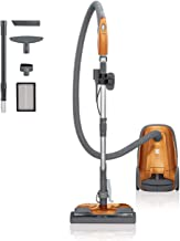 Kenmore 81214 200 Series Pet Friendly Lightweight Bagged Canister Vacuum Cleaner with HEPA Filter,2 Motor System