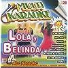 OKE-0828 MULTI KARAOKE LOLA Y BELINDA CDG by Various (0100-01-01?