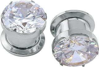 diamond 0g plugs