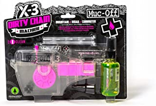 Muc Off 277 Yellow X3 Chain Cleaning Kit, 2.54 Fluid_Ounces