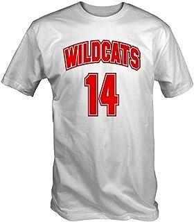 6 Tee Niners Men's Wildcats 14 T-Shirt
