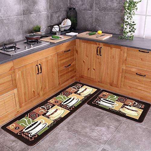 Non-Slip Kitchen Coffee Doormat