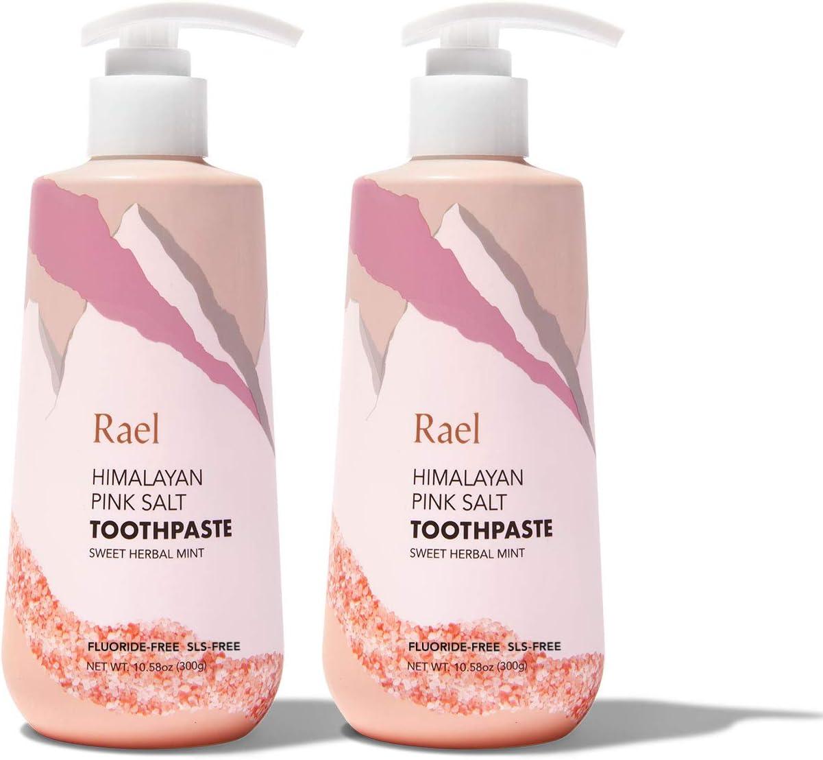 Rael Himalayan Pink Salt Toothpaste Ranking TOP20 Cheap bargain Natural Paraben-Fr Vegan -