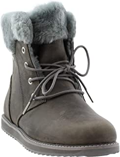 Womens Shoreline Leather Lo Casual Boots,