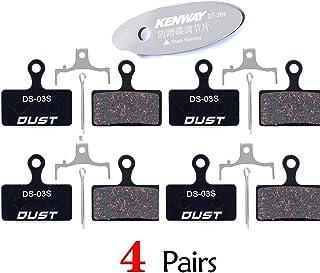 2 Paires Plaquettes De Frein Pour Shimano Xt Br-M8000 M785 Xtr M9000 M9020 M987 M988 M985 S