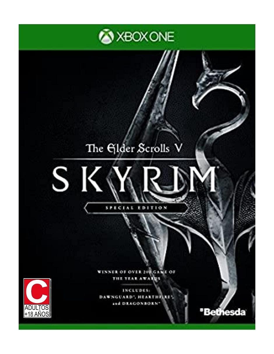 Jacksonville Mall The Elder Scrolls V: Skyrim Edition Special One - shipfree Xbox