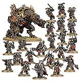 Games Workshop Warhammer 40k - Battleforce 2020 Space Marines du Chaos : Bande de Diction