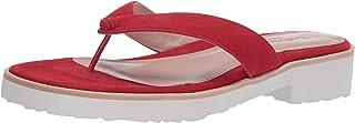 Taryn Rose Women's Collection TAZIANA Slide Sandal, Cherry, 5.5 M M US