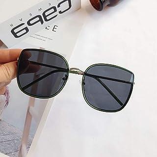f5c738f0de XIAONK Gafas de sol polarizadas gafas de sol gafas hombres mujeres metal  marco redondo sombrilla gafas