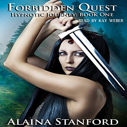 Forbidden Quest audiobook cover art
