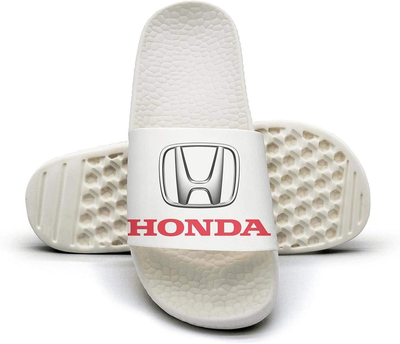 EIGKASL Printed Non-Slip Slipper Slides flip Flop Sandals Honda-Logo-Symbol-Emblem-Summer Fashion for Womens