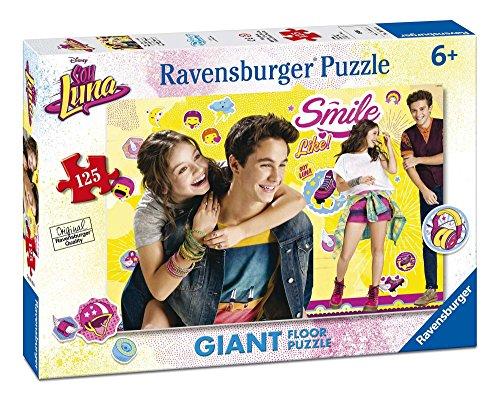 Soy Luna - Puzzle Gigante de 125 Piezas (Ravensburger 09782)