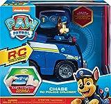 Paw Patrol - 6054190 - Jeu enfant - Véhicule RC Chase - La Pat'Patrouille