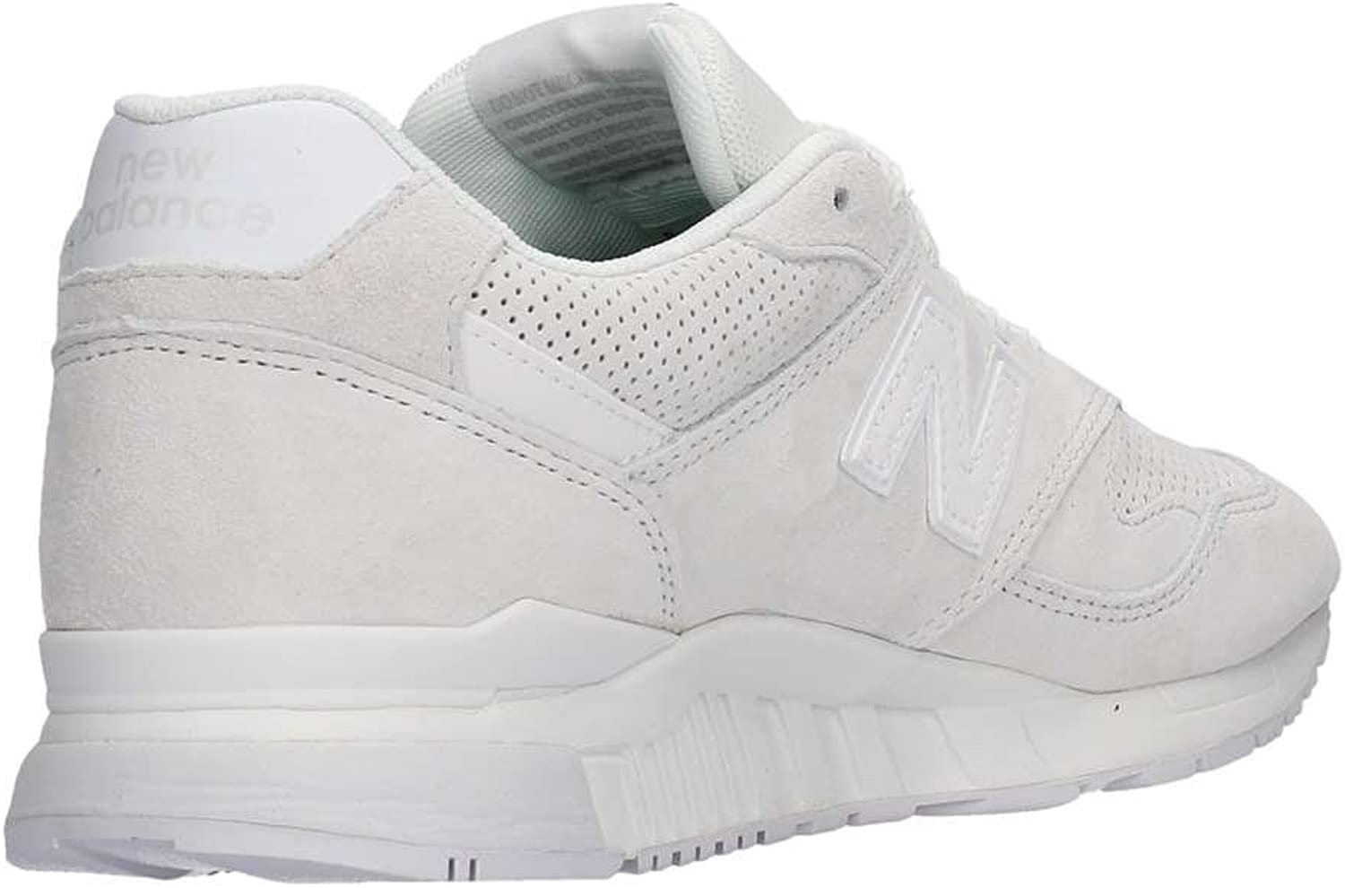 New Balance Ml840-ad-d, Sneakers Basses Mixte Adulte, Gris ...