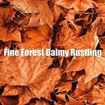 Fine Forest Balmy Rustling
