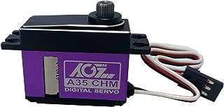 AGFrc A35CHM 35g Mini Digital Servo 12.5KG High Torque High Precision Titanium Gear Motor Servo (Coreless)