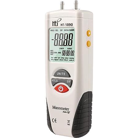 Fieldpiece SDMN5 Dual Port Manometer for sale online