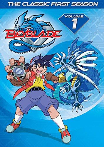 Beyblade: The Classic First Season 1, Volume 1