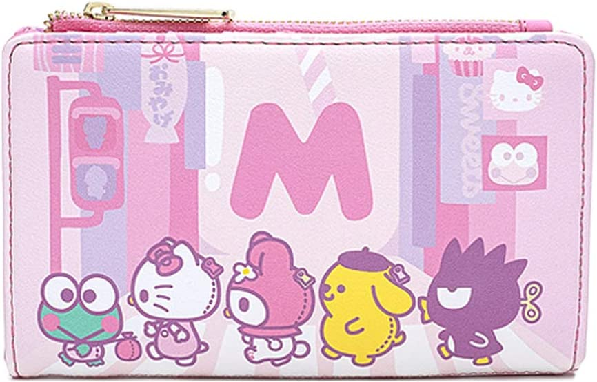 Loungefly Sanrio Hello Kitty Kawaii Faux Leather Wallet