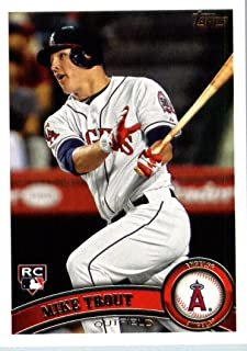 Best 2011 topps update mike trout Reviews