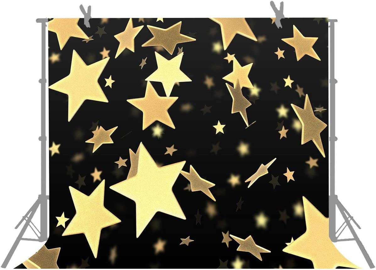 10x6.5ft Golden Balloons Birthday Photography Backdrop for Children Adults Parents Photo Studio Props Background LYFU271