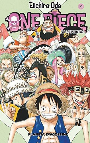 One Piece nº 51: Las 11 Supernovas (Manga Shonen)