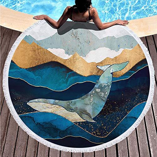 B/H Moda Beachware,Foulard da Donna,Telo Mare Scialle vacanza-17_Asciugamano