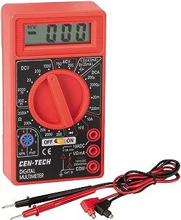 Best cen-tech digital multimeter 98025 Reviews