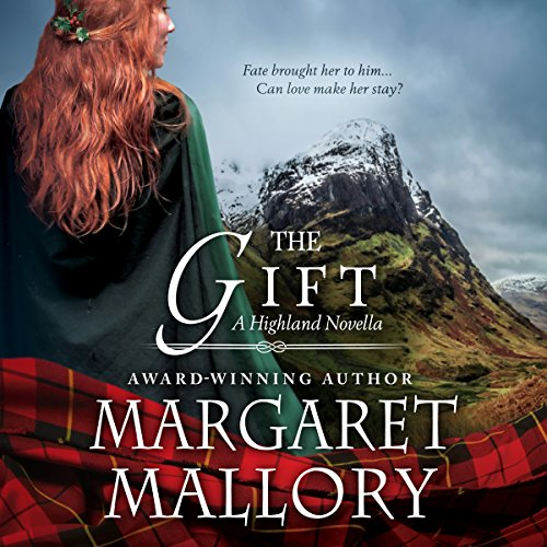 The Gift: A Highland Novella audiobook cover art