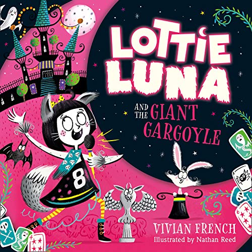 Lottie Luna and the Giant Gargoyle Titelbild