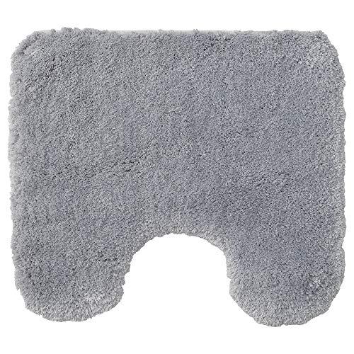 Tapis contour WC ALMTJÄRN - 60 x 55 cm - Gris