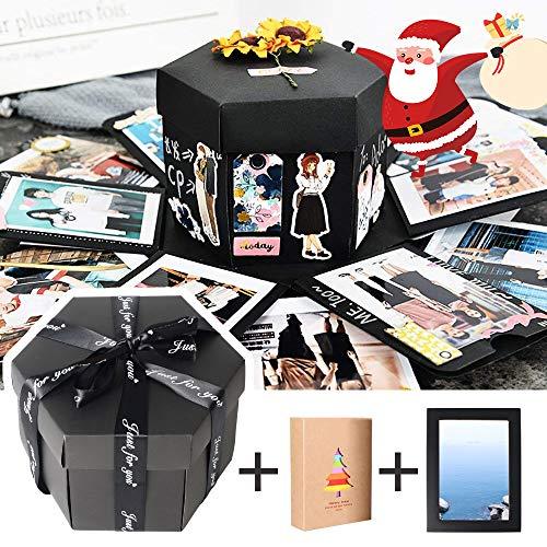 La boîte cadeau surprise