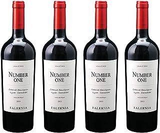 [4本まとめ買い] ナンバーワン 2017年 ビーニャ ファレルニア チリ 赤ワイン フルボディ チリワイン エルキ ヴァレー チリ赤ワイン カベルネ ソーヴィニヨン 750ml