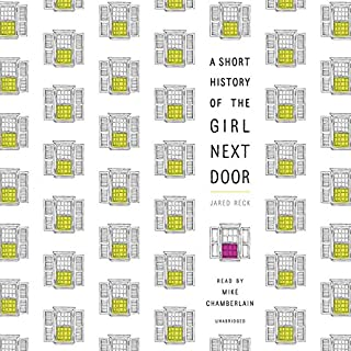 A Short History of the Girl Next Door cover art