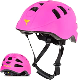 featured product Flybar Youth Child Multi-Sport Helmets for Kids with Adjustable Dial - Dual Safety Certified CPSC & EN1078 for Skateboarding, Biking, BMX - S, M, L & Multiple Colors Available