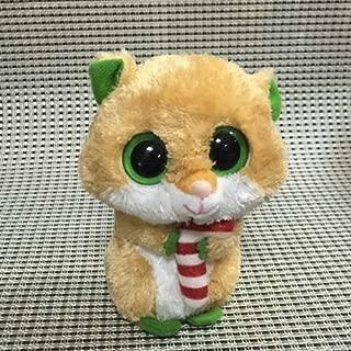 TY BEANIES BOOS~Hamster Candycane~ 6