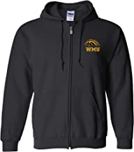 NCAA Primary Logo, Team Color Full Zip Hoodie, College, University