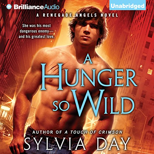 A Hunger So Wild audiobook cover art