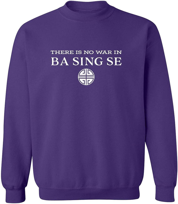 There Is No War In Ba Sing Se Crewneck Sweatshirt