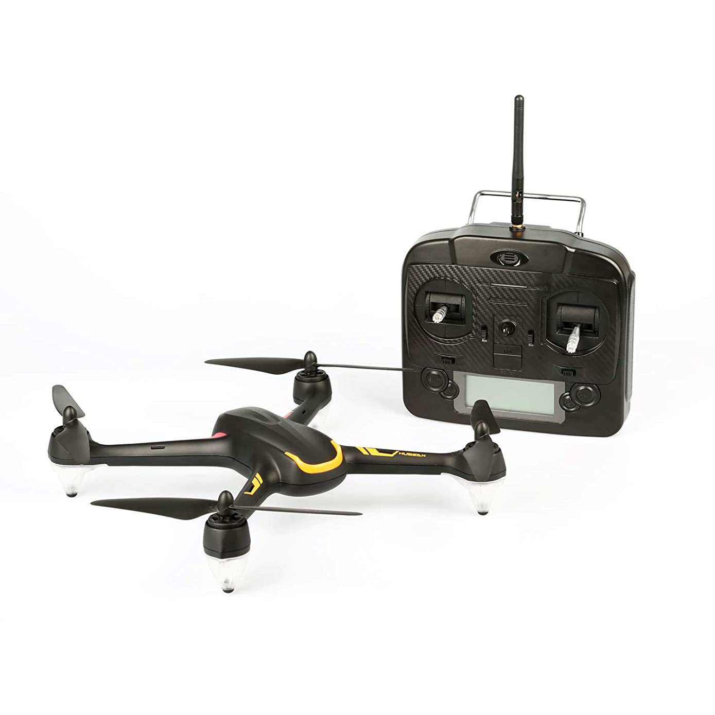 Hubsan X4 Drone with Brushless Motor 6 Axis Flips & Rolls 2.4GHz RC Quadcopter H109 RTF