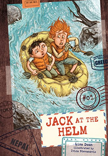 Jack at the Helm (The Berenson Schemes Book 3) (English Edition)