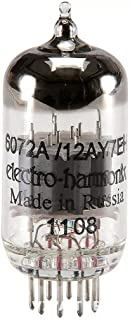 Electro-Harmonix 6072A EH Preamp Vacuum Tube, Single