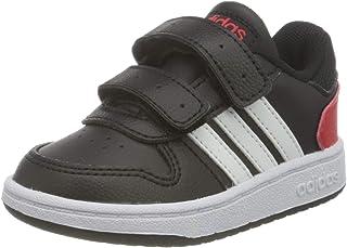 adidas Hoops 2.0 CMF, Chaussures de Basketball Garçon Unisex Kinder