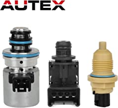 AUTEX A500 A518 A618 42RE 44RE 46RE 47RE 48RE Transmission Governor Pressure/Output Speed Sensor/EPC Solenoid Kit 2000-UP