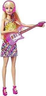 Barbie GYJ23 - Big City, Big Dreams Malibu lalka z muzyką, wiek 3+