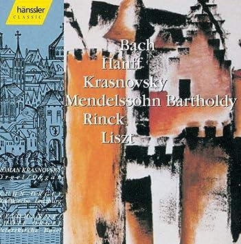 Krasnovsky - Bach / Hanff / Krasnovsky / Liszt