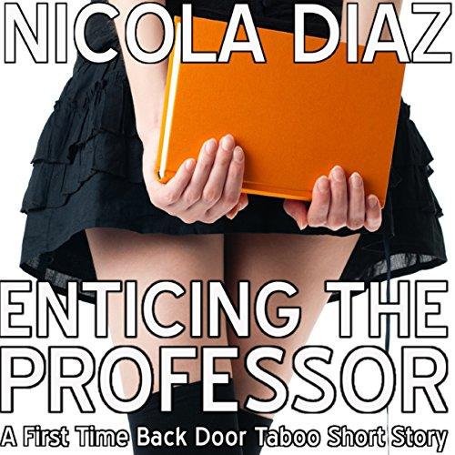 Enticing the Professor audiobook cover art