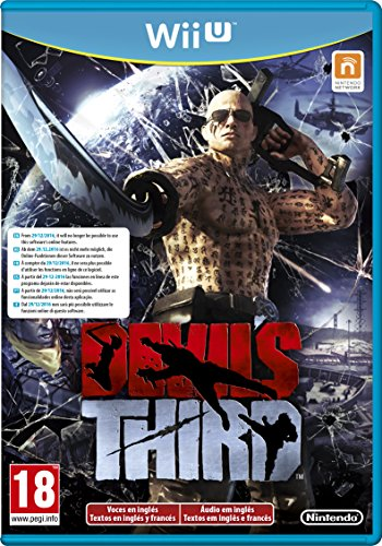Devil's Third [Nintendo WiiU]