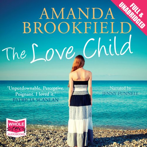 The Love Child audiobook cover art